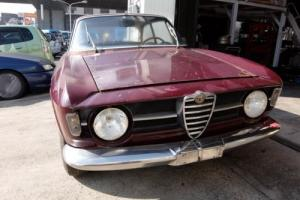 1969 Alfa Romeo 1300GT Junior GT Bertone Photo