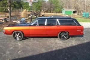 1968 Ford Torino Wagon Photo