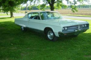 1968 Chrysler New Yorker