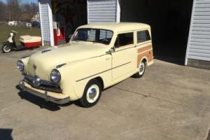 1952 Crosley Station wagon Photo