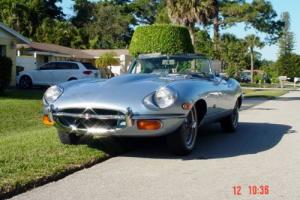 1971 Jaguar E-Type Photo