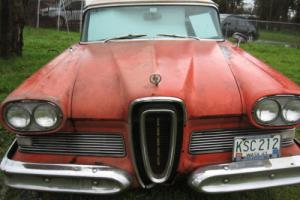 1958 Edsel Photo