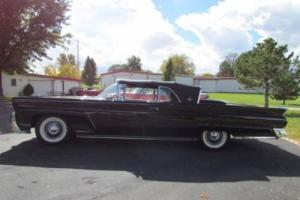 1958 Lincoln Continental -Utah Showroom Photo