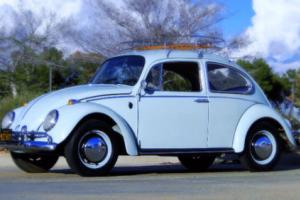 1966 Volkswagen TYPE 1 SEDAN FREE SHIPPING WITH BUY IT NOW!!