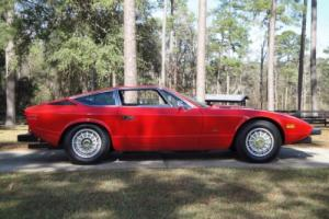 1977 Maserati Gran Turismo Khamsin Photo