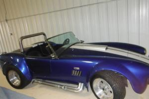 1965 Shelby ford