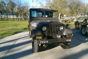 1956 Willys Jeep M38A1