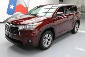 2015 Toyota Highlander XLE SUNROOF NAV HTD LEATHER