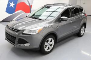 2013 Ford Escape SE ECOBOOST ROOF RACK ALLOYS