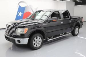 2012 Ford F-150 TEXAS CREW XLT 5.0 CHROME PKG TOW