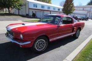 1966 Ford Mustang -Utah Showroom