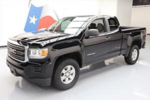2015 GMC Canyon EXTENDED CAB AUTOMATIC REAR CAM