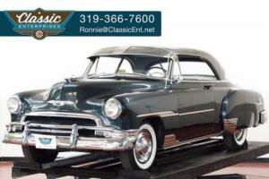 1951 Chevrolet Bel Air/150/210 2 Door Hardtop