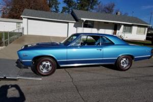 1967 Chevrolet Chevelle Super Sport Photo
