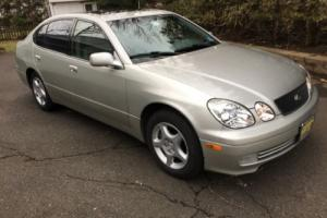 2000 Lexus GS Base 4dr Sedan