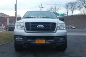 2005 Ford F-150 4-Speed Automatic Overdrive