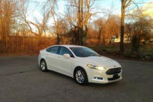 2013 Ford Fusion SE Ecoboost Photo