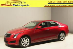 "2014 Cadillac ATS 2014 AT LEATHER 17"" WHEEL BOSE WARRANTY"