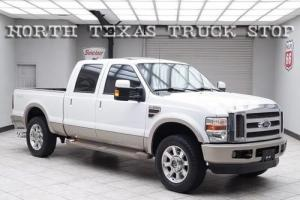 2010 Ford F-250 King Ranch 6.4L Nav Sunroof TX TRUCK