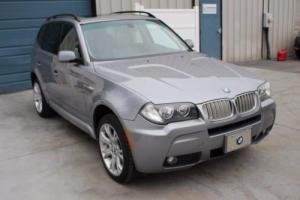 2008 BMW X3 3.0 si Sport Premium Package All Wheel Drive SUV