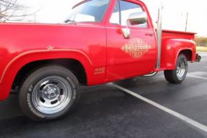 1975 Dodge Other Pickups D-100