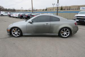 2004 Infiniti G35 2dr Coupe Automatic