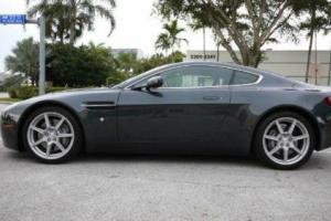 2008 Aston Martin Vantage Base 2dr Coupe