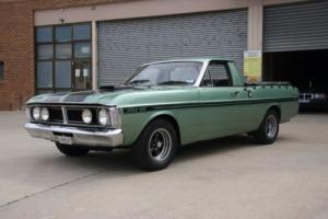 1972 Ford Falcon XY Ute - GT Tribute - NO RESERVE for Sale
