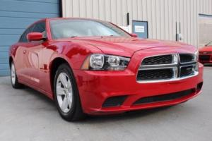 2012 Dodge Charger SE Automatic 3.6L V6 Sedan One Owner