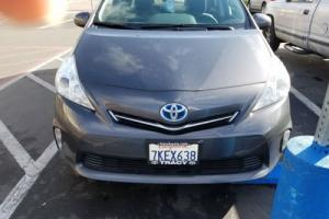 2014 Toyota Prius V Prius V 5 seater + luggage Photo