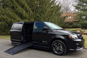 2015 Dodge Grand Caravan R/T Braun Entervan Power Conversion with all options.
