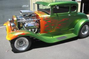 HOT ROD  BLOWN BIG BLOCK CHEV