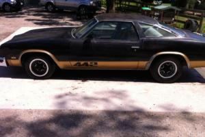 MUSCLE CAR FOR SALE! 1976 OLDSMOBILE CUTLASS  COUPE 442 S –W 29 -