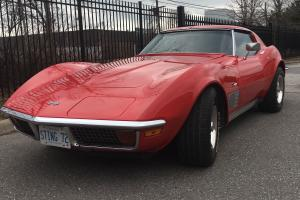1972 Chevrolet Corvette T-top | eBay
