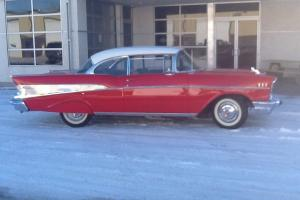 1957 Chevrolet Bel Air/150/210 Hardtop | eBay