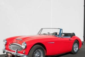 1963 Austin Healey 3000 3000 Mk II Convertible 2+2 (BJ7) Photo