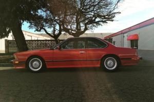 1987 BMW M6 Zender Body Kit for Sale