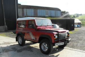 1980 Land Rover Defender Photo