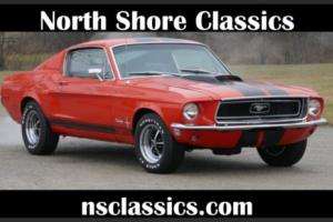 1968 Ford Mustang FASTBACK-RARE & CLEAN SOLID PONY-SEE VIDEO- CALL U