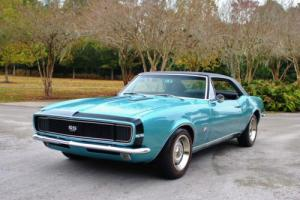 1967 Chevrolet Camaro RS/SS 396 4-Speed Full Nut & Bolt Restoration!