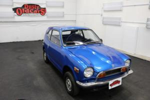 1972 Honda Z600 Runs Drives Body Int Good 600cc 4 spd man