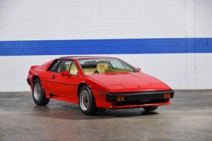 1987 Lotus Esprit Photo