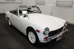 1971 MG Midget Runs Drives 1.3L I4 4 spd Body Inter VGood