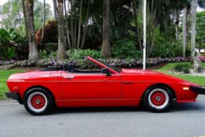 1985 Other Makes TVR 280i TVR LUXURY CONVERTIBLE