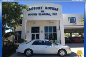 2005 Cadillac DeVille FWD 2 Owner Accident Free CPO Warranty
