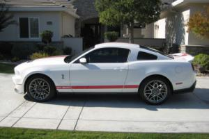 2011 Ford Mustang GT 500 SVT Photo