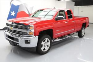 2015 Chevrolet Silverado 2500 LTZ DBL CAB HTD SEATS NAV Photo