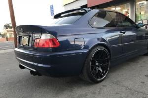 2006 BMW M3 E46 M3 6 SPEED SMG Dinan Rare