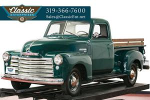1950 Chevrolet Other Pickups 1-1/2 Ton Pickup