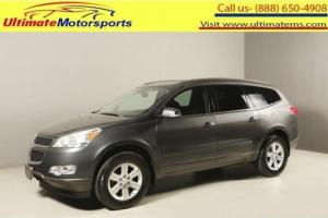 "2011 Chevrolet Traverse 2011 LT RCAM PWR SEAT BLUETOOTH 18""ALLOYS"